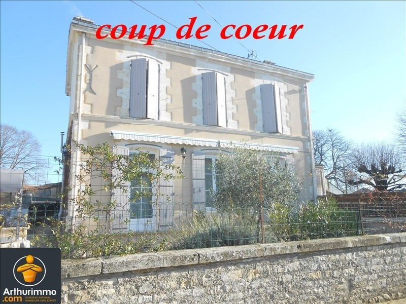 Vente maison / villa Aulnay 108 630€ - Photo 1
