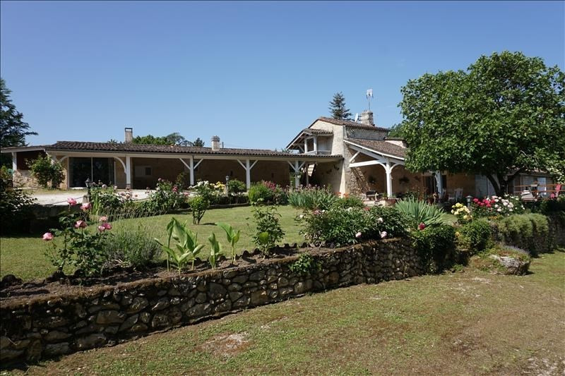 Sale house / villa Libourne 485000€ - Picture 1