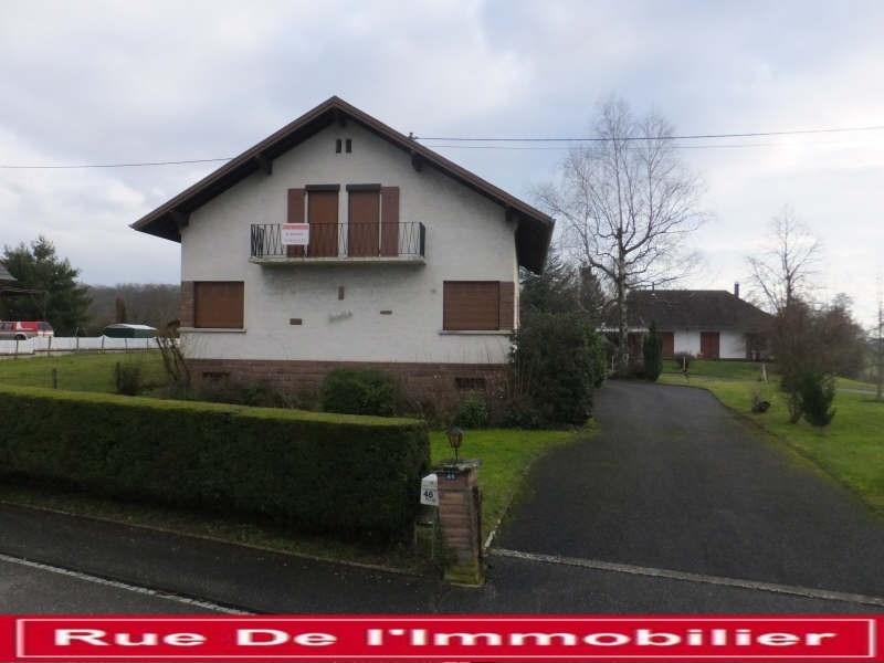 Sale house / villa Reichshoffen 213000€ - Picture 1