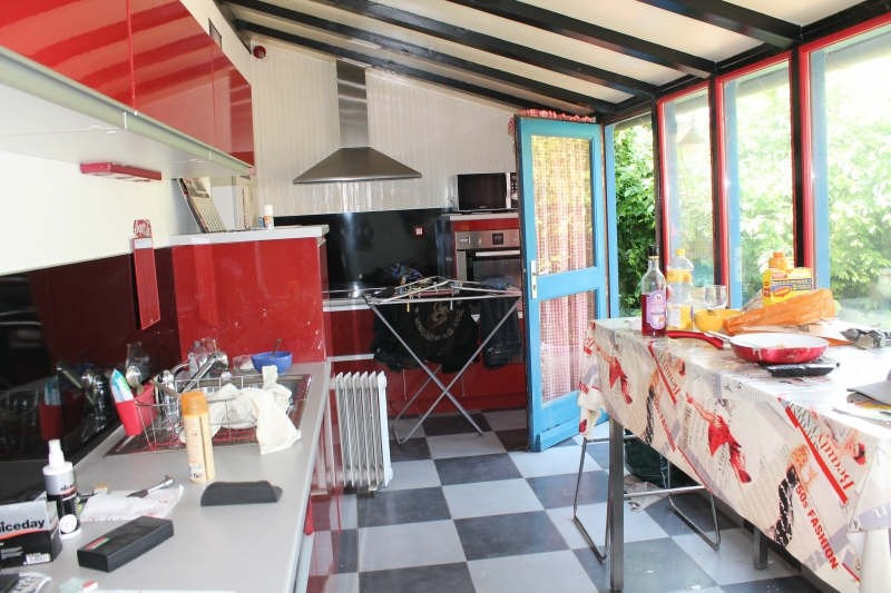 Venta  casa Ligneres orgeres 107000€ - Fotografía 5