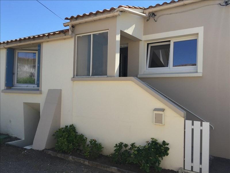 Sale house / villa Jard sur mer 145600€ - Picture 4