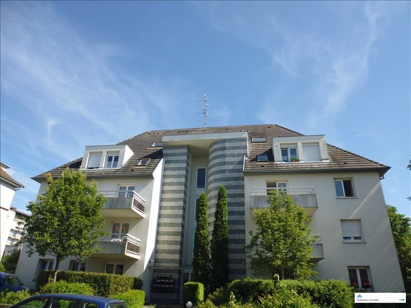 Sale apartment Strasbourg 115000€ - Picture 1