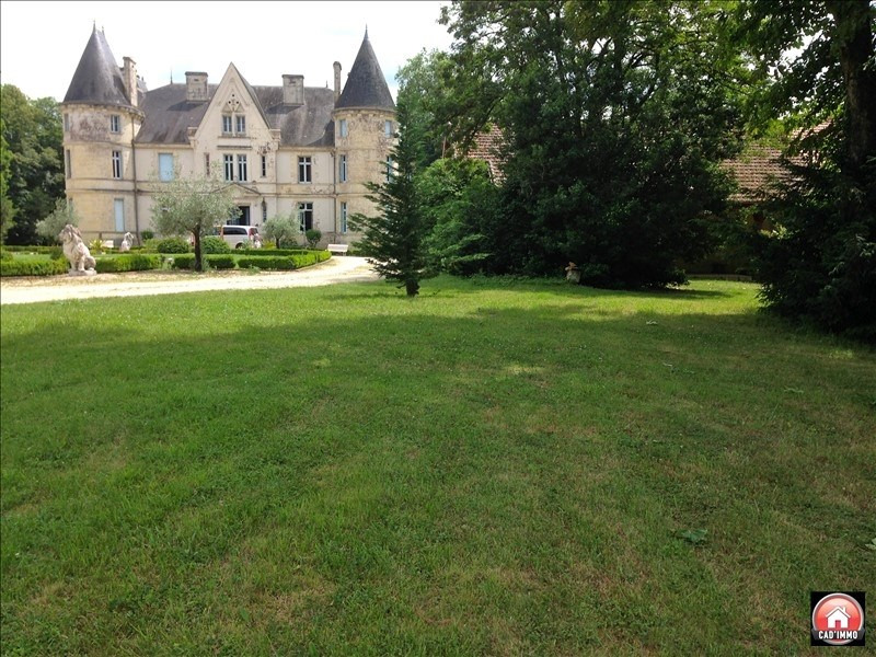 Vente de prestige maison / villa Douville 1600000€ - Photo 14