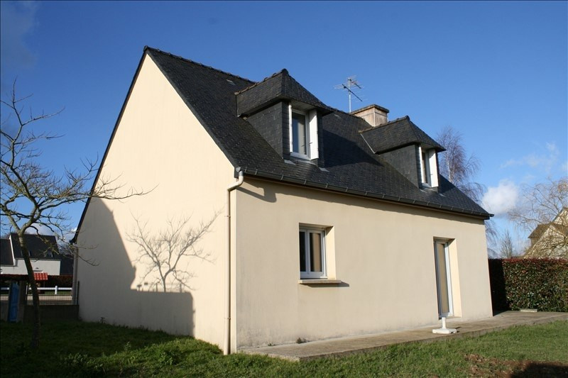 Sale house / villa Hellean 109990€ - Picture 2