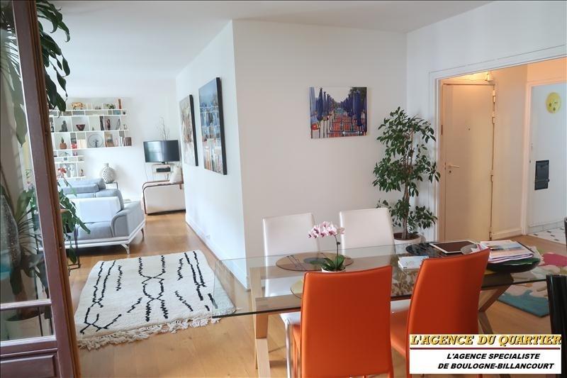 Revenda apartamento Boulogne-billancourt 999000€ - Fotografia 1