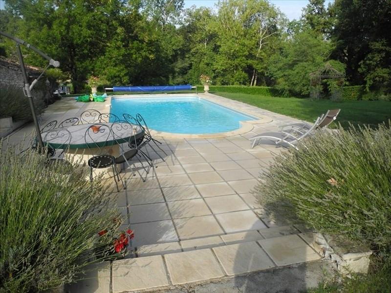 Deluxe sale house / villa Montaigu de quercy 436800€ - Picture 7