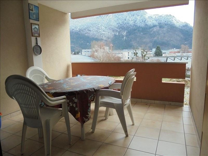 Vente appartement Cluses 190000€ - Photo 3