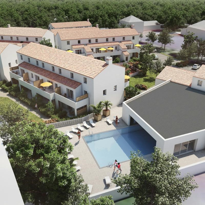 R sidence le domaine des pins programme immobilier neuf for Residence immobilier