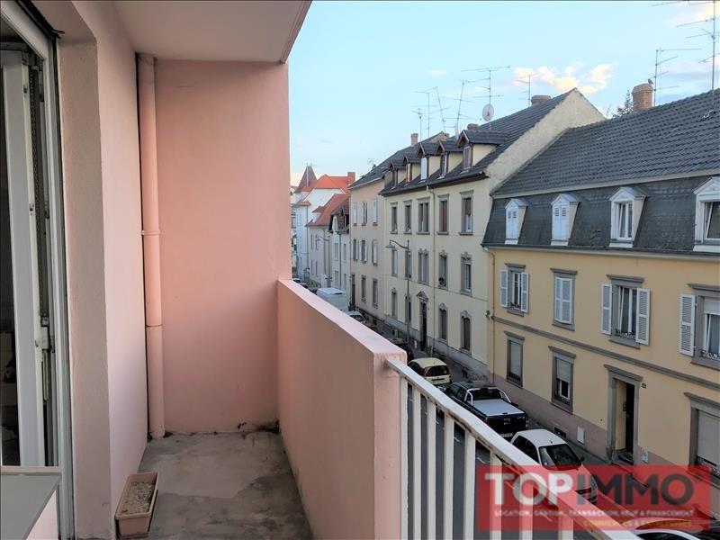Sale apartment Colmar 55000€ - Picture 4