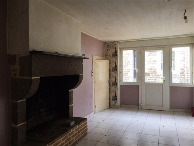 Vente maison / villa Les portes du coglais 53400€ - Photo 2