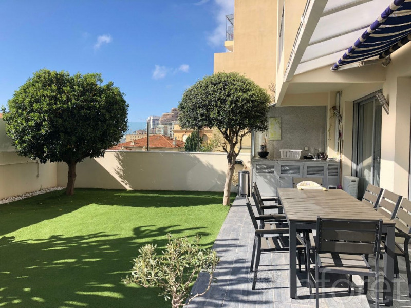 Vente appartement Beausoleil 595000€ - Photo 1