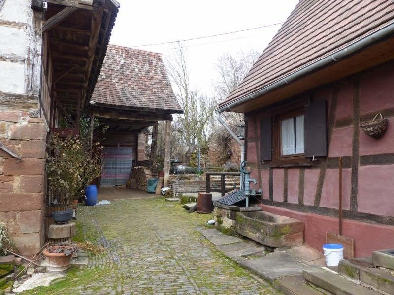 Vente maison / villa Wickersheim wilshausen 288000€ - Photo 1