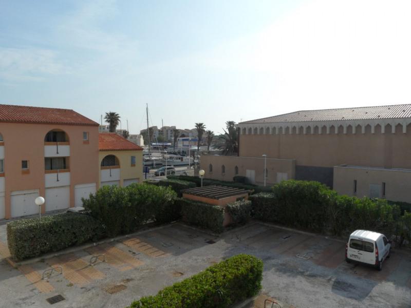 Location vacances appartement Port leucate 560€ - Photo 8