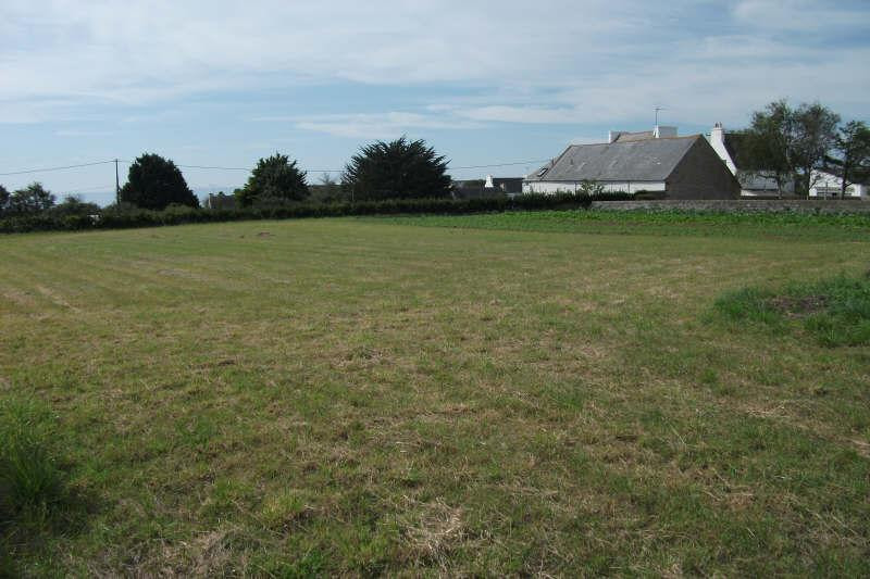 Vente terrain Plouhinec 45 951€ - Photo 1