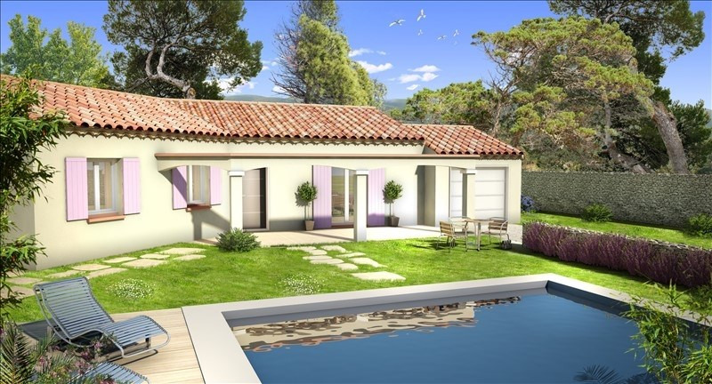 Vente maison / villa Mirabeau 256000€ - Photo 1