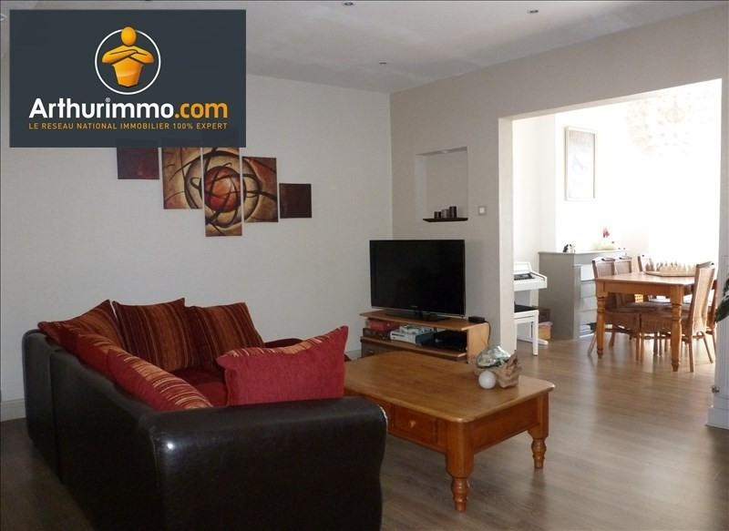 Sale apartment Roanne 110500€ - Picture 1