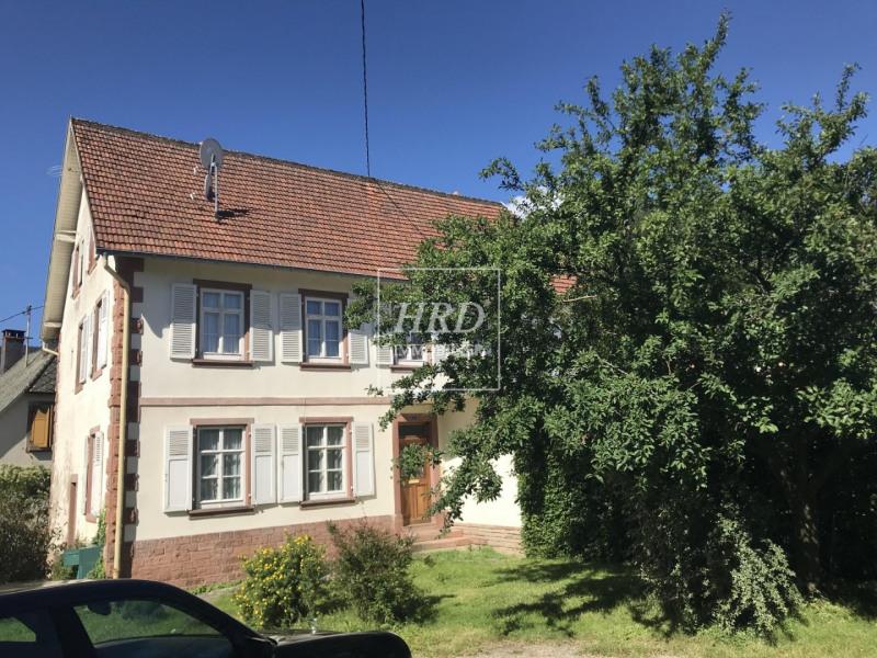 Sale house / villa Wangenbourg 201400€ - Picture 8