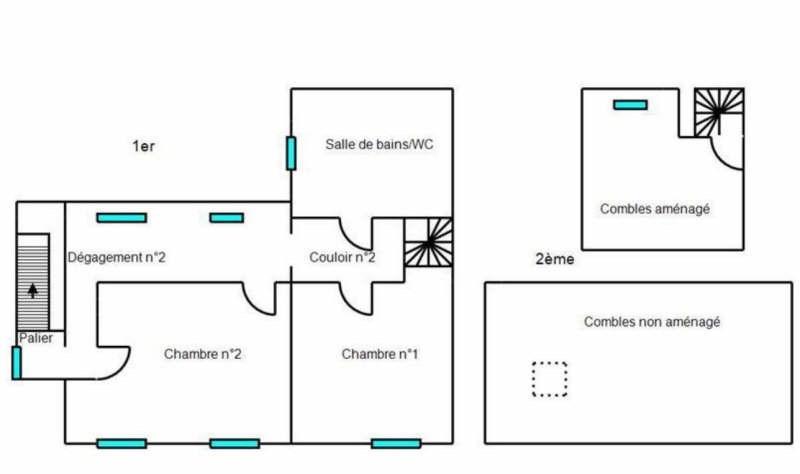 Sale house / villa La chapelle en serval 259000€ - Picture 4