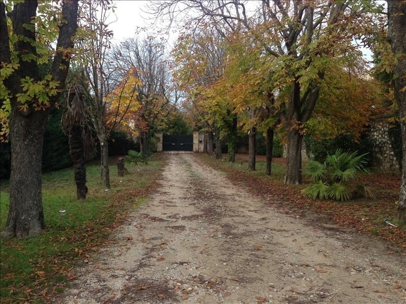 Deluxe sale house / villa Aix en provence 1260000€ - Picture 1