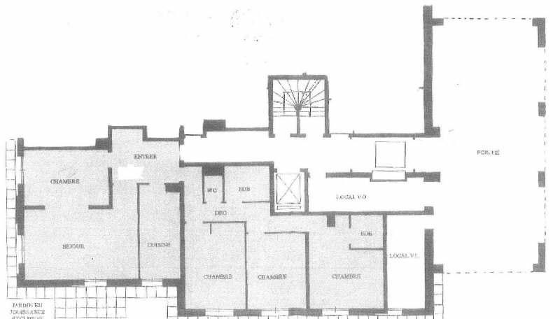 Sale apartment Coye la foret 279500€ - Picture 7