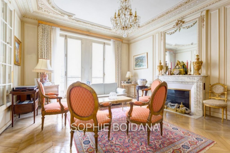 Vente de prestige appartement Paris 17ème 2 080 000€ - Photo 7