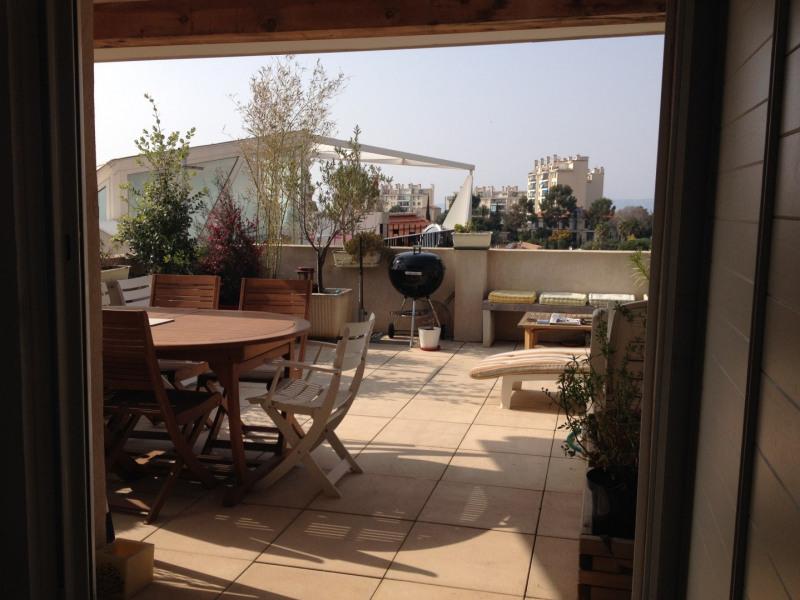 Vente de prestige appartement Marseille 7ème 585000€ - Photo 1