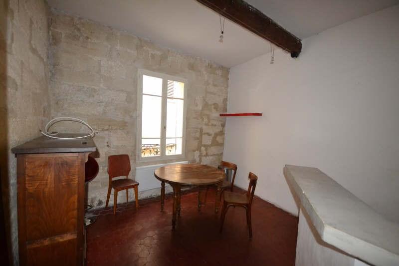 Vente maison / villa Avignon intra muros 159000€ - Photo 1