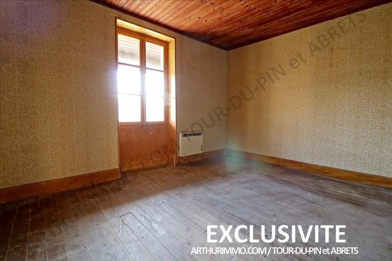 Sale house / villa La tour du pin 138000€ - Picture 5