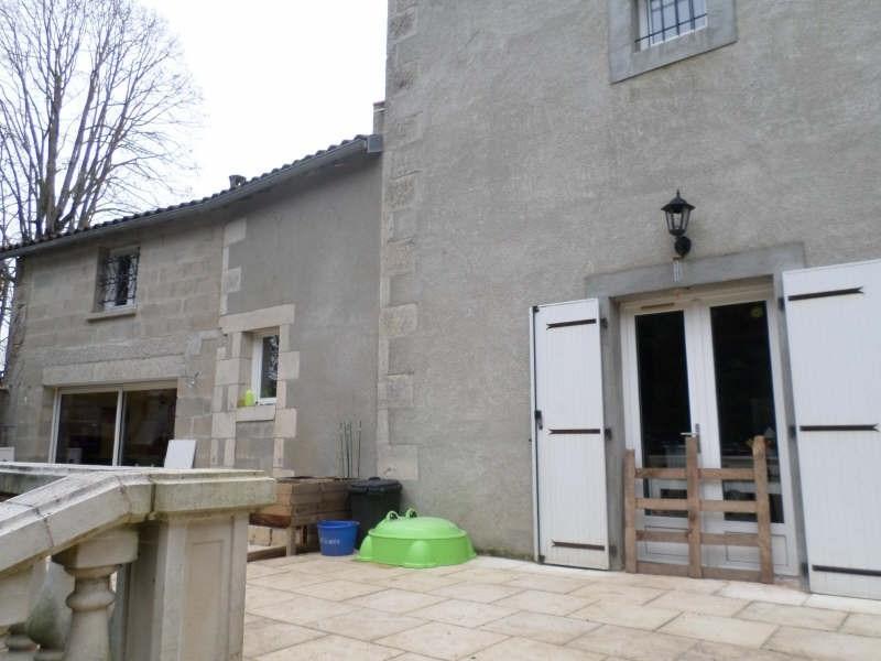 Vente maison / villa Lussac les chateaux 147000€ - Photo 3
