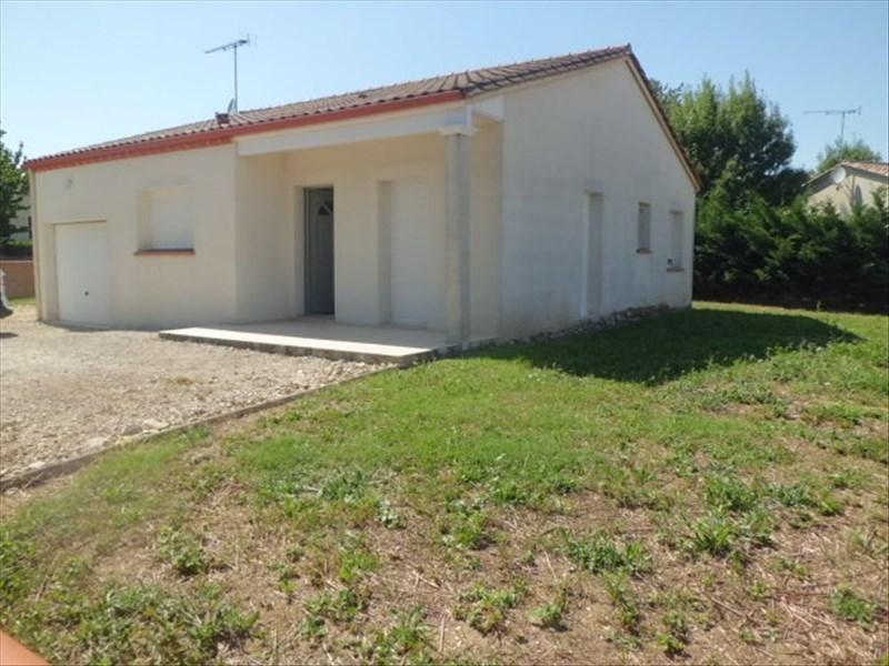 Rental house / villa Montbeton 730€ CC - Picture 1