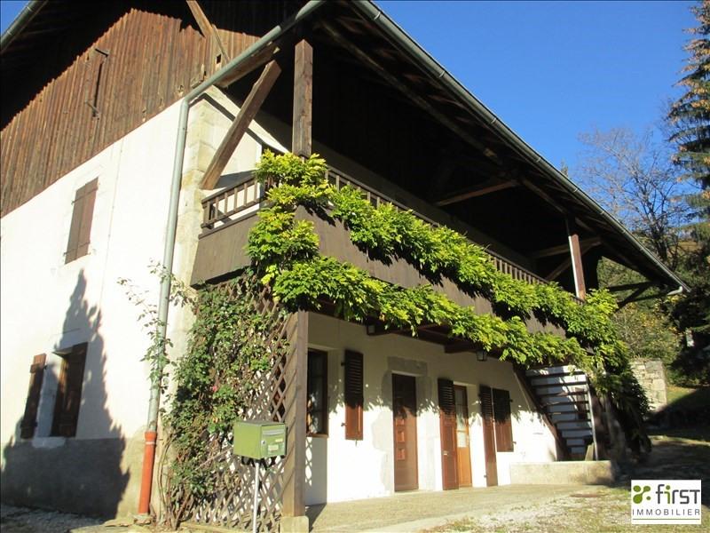 Vente maison / villa Serraval 364000€ - Photo 1