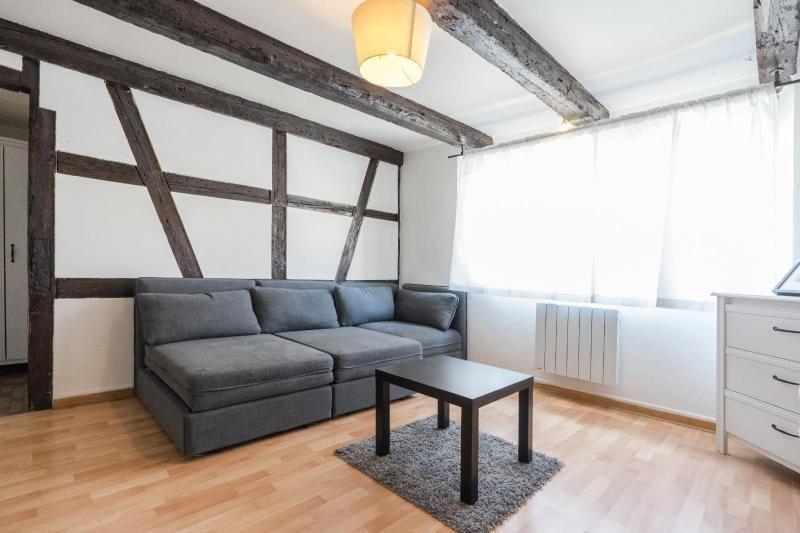 Vermietung von ferienwohnung wohnung Strasbourg 390€ - Fotografie 2
