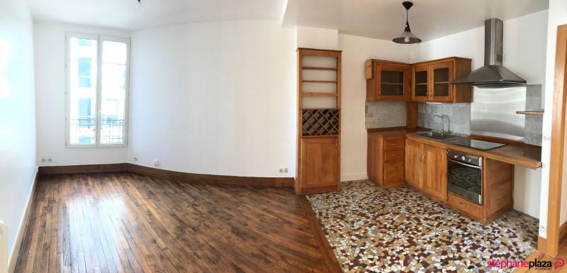 Vente appartement Clichy 350000€ - Photo 2