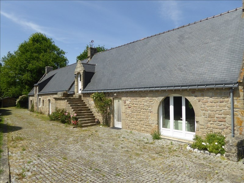 Deluxe sale house / villa St philibert 733600€ - Picture 1