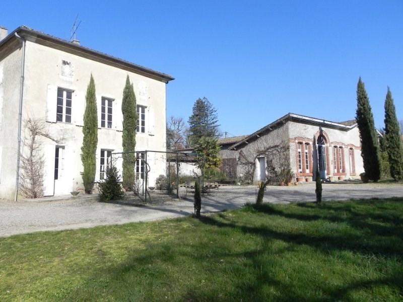 Sale house / villa Agen 372500€ - Picture 1