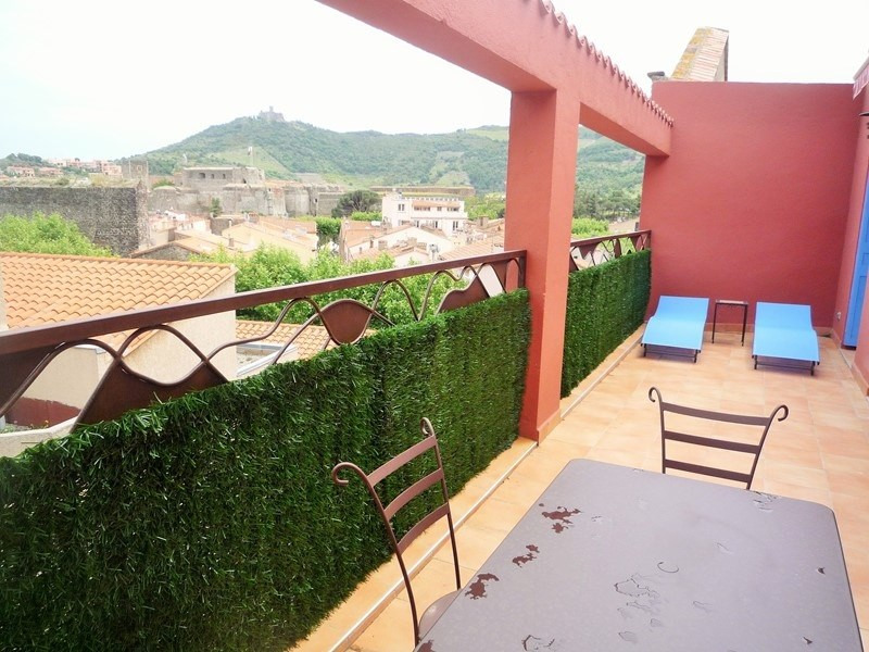Vacation rental apartment Collioure 468€ - Picture 8
