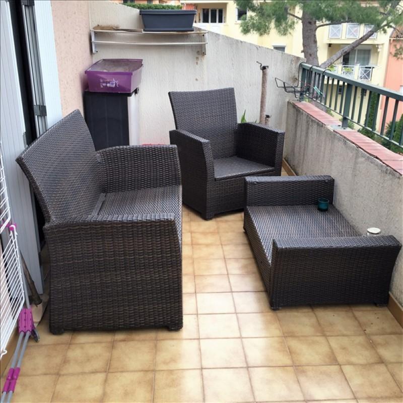 Vente appartement Menton 268000€ - Photo 1