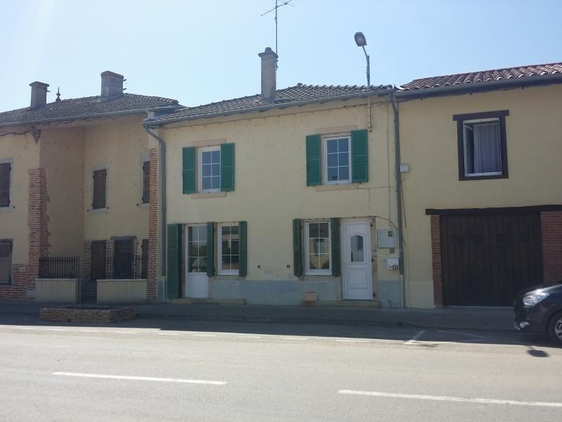 Sale house / villa Grieges 118000€ - Picture 1
