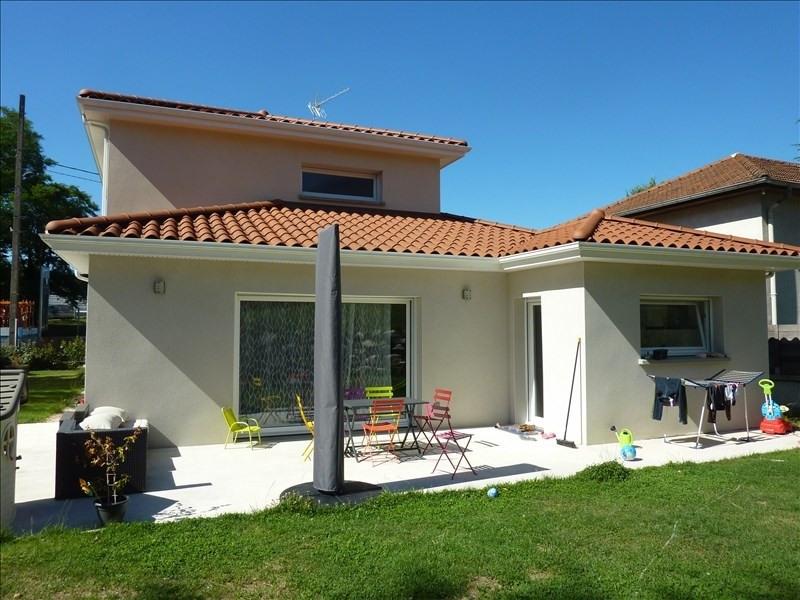 Deluxe sale house / villa Champagne au mont d or 555000€ - Picture 3