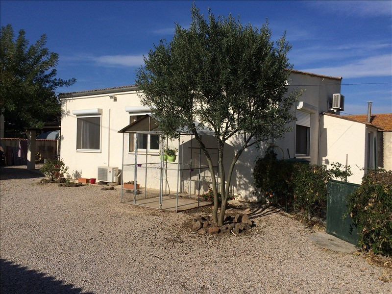 Sale house / villa Pezenas 199000€ - Picture 1