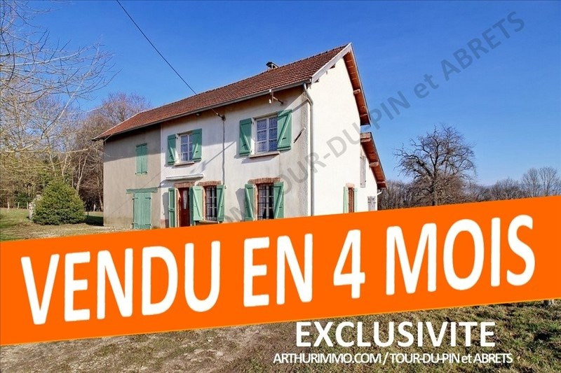 Produit d'investissement maison / villa Les abrets 149000€ - Photo 1