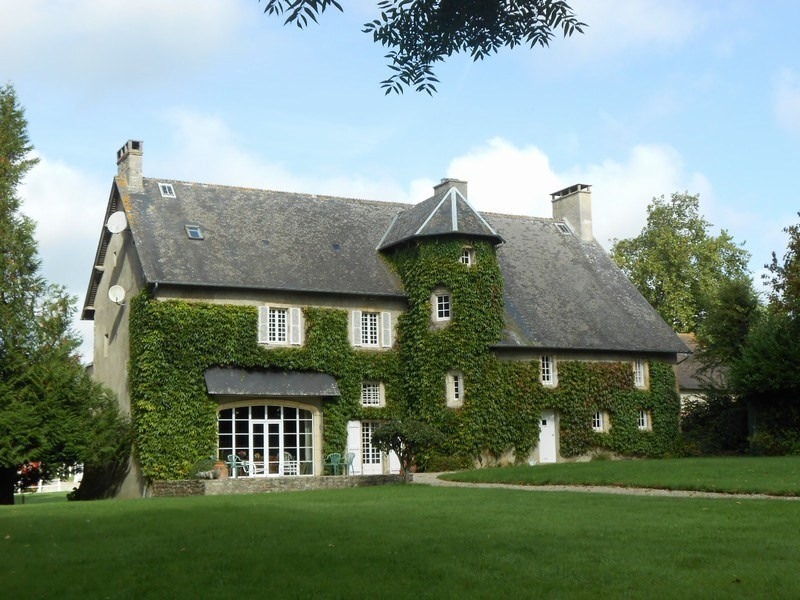 Deluxe sale chateau Carentan 725 000€ - Picture 1