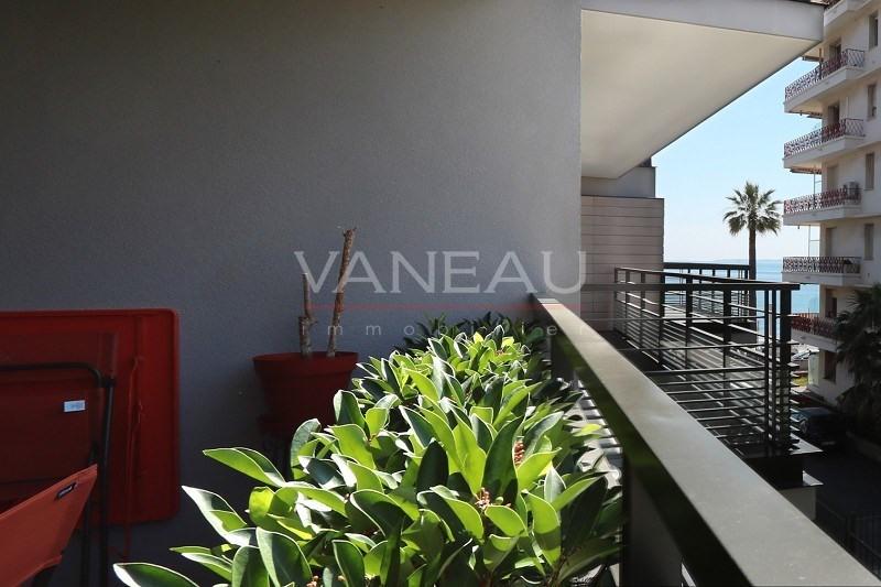 Vente de prestige appartement Juan-les-pins 375000€ - Photo 7