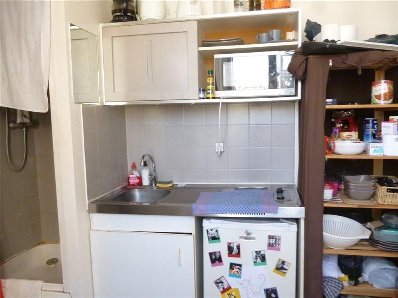 Vente appartement Paris 16ème 160000€ - Photo 3