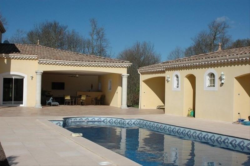 Deluxe sale house / villa Montelimar 850000€ - Picture 3