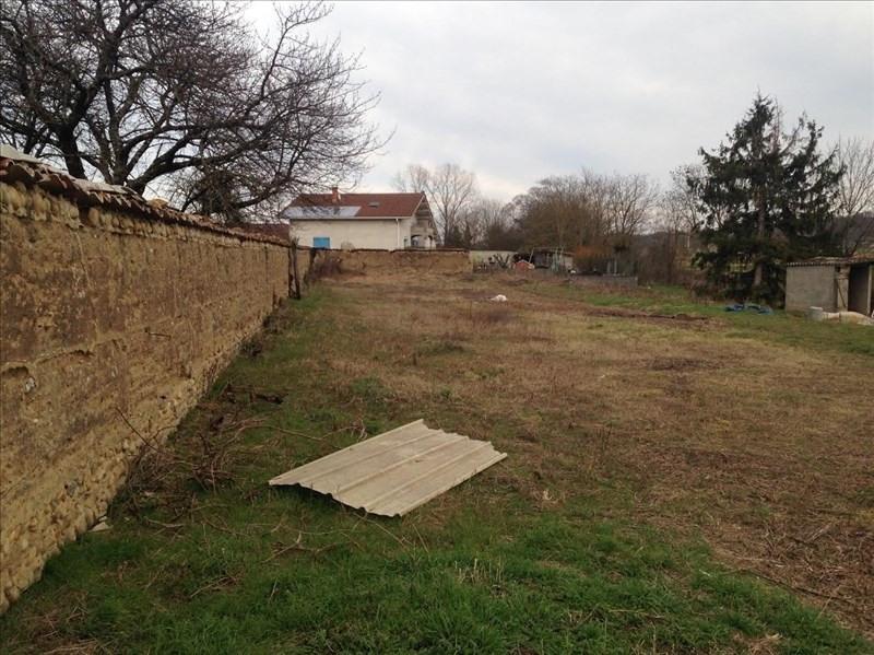 Verkoop  stukken grond Oytier st oblas 167000€ - Foto 1