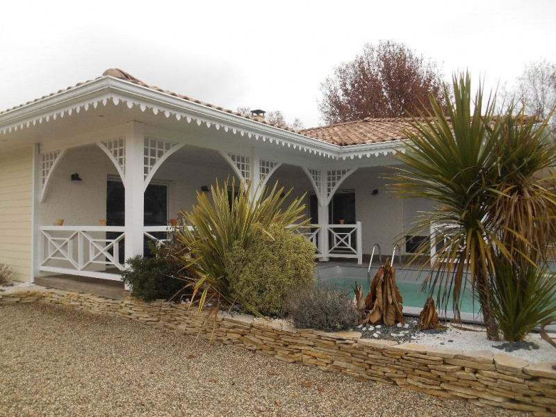 Vente maison / villa La brede (secteur) 495000€ - Photo 8