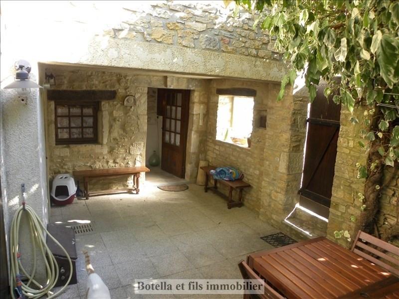 Vente maison / villa Goudargues 112000€ - Photo 7