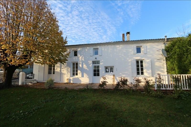 Vente maison / villa Semussac 180000€ - Photo 1