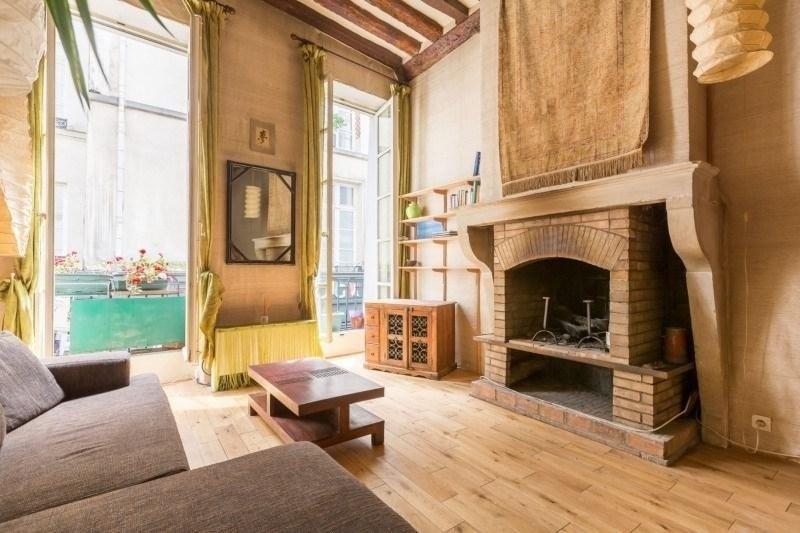 Vente de prestige appartement Paris 6ème 980000€ - Photo 1